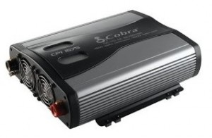 1500 Watt Cobra Power Inverter 300x196 1500W Wagan Power Inverter 12VDC to 120VAC