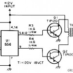 25W Small Inverter Circuit