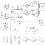 300w power inverter circuit diagram