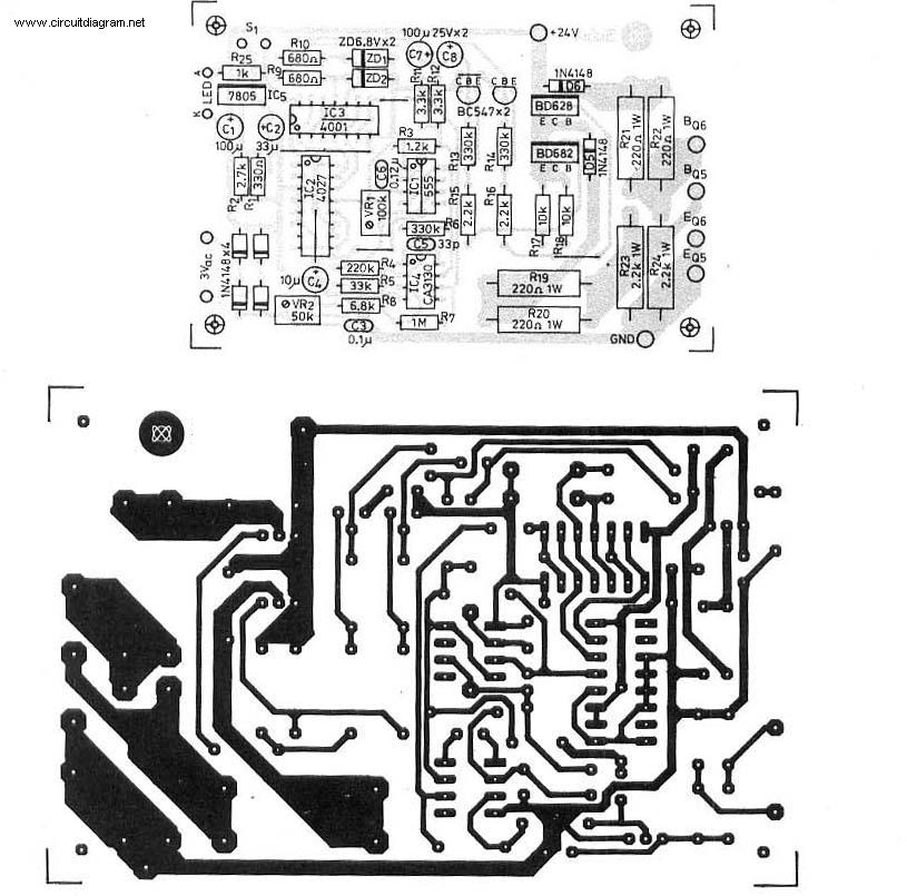 To DC Inverter Circuit MOSFET IRFZ44 And Products