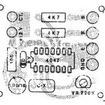 PCB design of inverter circuit